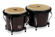 LP Aspire Wood Bongo, Dark Wood
