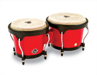 LP Aspire Fiberglass Bongo, Red