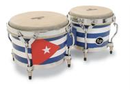 MAT Bongos Cuban Flag