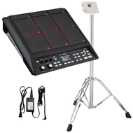 Roland SPD-SX Sampling Percussion w/PDS-10 Stand Bundle