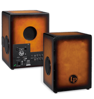 LP Bluetooth Mix Cajon, Tobacco Burst