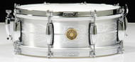 "Grestch  Solid Aluminum  5""x14"" 8 Lug Snare - 135th Anniversary"