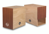 LP Disco Peru Solid Wood Ultra Bass Cajon