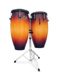 "LP Matador Custom Wood Conga Set 11/11-3/4"""