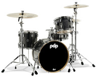 PDP Concept Maple 4pc Shell Pack Black Sparkle