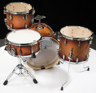 PDP Concept Maple 4pc Shell Pack Satin Tobacco Burst