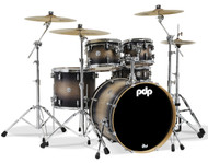 PDP Concept Maple 5pc Shell Pack - Satin Charcoal Burst