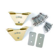 LP Double Conga Mounting Bracket Gold(2)