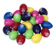 LP Egg Shakers - 24 Mix Pack