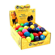LP Egg Shakers - 36 Mix Pack