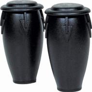 LP Plastic Conga Shakers Black Bag Of 36