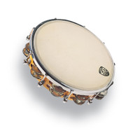 LP 10 Tambourines Tunable Wood Double