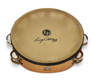 LP Lenny Castro 10In Tambourines Double Row With/Bag