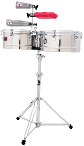 LP 13 14 Steel Timbales