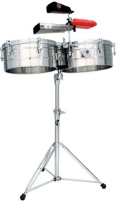 LP 14 15 Steel Timbales