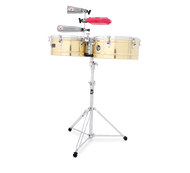 LP Prestige Srs 14 15 Timbales Brass