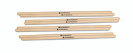 "LP 1/2"" Ash Timbale Sticks 4Pair"