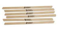 "LP 3/8"" Hickory Timbale Sticks 6Pair"
