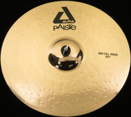"Paiste 20"" Alpha Metal Ride (Store Demo)"