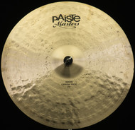 "Paiste 22"" Masters Dark Crash Ride"