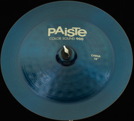 "Paiste 18"" 900 Color Sound Blue China"