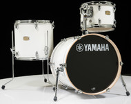 Yamaha Stage Custom Birch 3pc Bebop Shell Pack 12/14/18 - Pure White