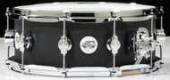 DW Design Series 5.5x14 Snare Drum - Black Satin