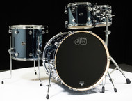 DW Performance Series 4pc Shell Pack 10/12/16/22 Chrome Shadow