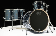 DW Performance Series 4pc Shell Pack 12/14/16/22 Chrome Shadow