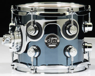 DW Performance Series 7x8 Tom Chrome Shadow