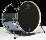 DW Performance Series 18x22 Bass Drum Chrome Shadow