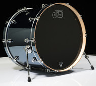 DW Performance Series 18x24 Bass Drum Chrome Shadow