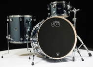 DW Performance Series 3pc Shallow Shell Pack Chrome Shadow