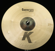 """Zildjian 20"""" K Cluster Crash Cymbal"""