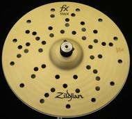 "Zildjian 14"" FX Stack Pair w/Mount"