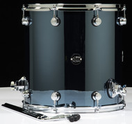DW Performance Series 16x16 Floor Tom Chrome Shadow