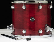 DW Performance Series 14x16 Floor Tom - Cherry Stain