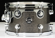 DW Performance Series 8x12 Tom - Pewter Sparkle
