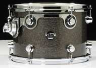 DW Performance Series 9x13 Tom Pewter Sparkle