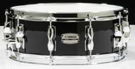 Yamaha Recording Custom 14x5.5 Snare Drum - Solid Black