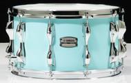 Yamaha Recording Custom 14x8 Snare Drum - Surf Green