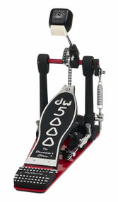 DW 5000 Series Accelerator Bass Drum Pedal - Single Chain AH4