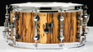 Sonor SQ2 African Marble 14x7 Snare Drum with Chrome Hardware