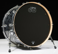 DW Performance Series 14x24 Kick Drum- Black Diamond