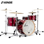 Sonor Vintage Series 3pc Shell Pack 13/16/22 - Red Oyster