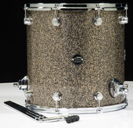 DW Performance Series 16x16 Floor Tom - Gold Nebula