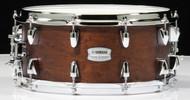 Yamaha Tour Custom 14x6.5 Snare Drum - Chocolate Satin