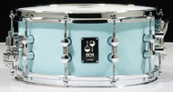 Sonor SQ1 14x6.5 Snare Drum - Cruiser Blue 100% Birch Shell