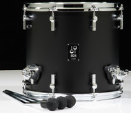 Sonor SQ1 14x13 Floor Tom - GT Black
