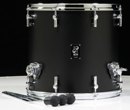 Sonor SQ1 18x17 Floor Tom - GT Black